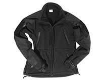 PROF.SOFTSHELL JACKET BLACK