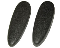 Microcel Recoil pad 15/92 imitation leather extrasoft black