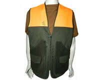 1 shooting vest cotton hight visibility